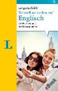 Cover-Bild zu Bohner, Christiane: Schnell mitreden auf Englisch (eBook)