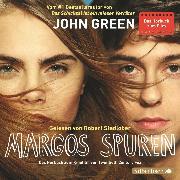 Cover-Bild zu Green, John: Margos Spuren (Audio Download)