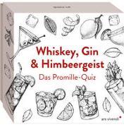Cover-Bild zu Thomas A. Vilgis: Whiskey, Gin und Himbeergeist