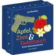 Cover-Bild zu Beinßen, Jan: Apfel, Zimt und Todeshauch 2021