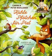 Cover-Bild zu Wohlleben, Peter: Kühle Pfötchen für Piet