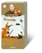 Cover-Bild zu Wohlleben, Peter: Peter & Piet Mein großes Waldquiz