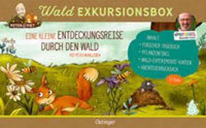 Cover-Bild zu Wohlleben, Peter: Peter & Piet Wald-Exkursionsbox