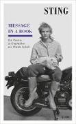 Cover-Bild zu Sting - Message in a book von STING (Interviewpartner)