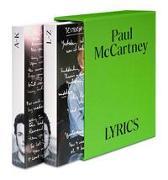 Cover-Bild zu Lyrics Deutsche Ausgabe von McCartney, Paul