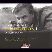 Cover-Bild zu Wallace, Edgar: Edgar Wallace - Filmedition, Folge 1: Der Frosch mit der Maske (Audio Download)