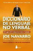 Cover-Bild zu Navarro, Joe: Diccionario de Lenguaje No Verbal