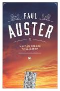 Cover-Bild zu Auster, Paul: A végso dolgok országában (eBook)