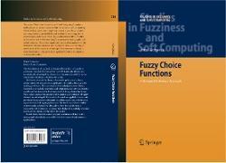 Cover-Bild zu Georgescu, Irina: Fuzzy Choice Functions (eBook)