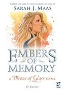 Cover-Bild zu Kuro: Embers of Memory: A Throne of Glass Game