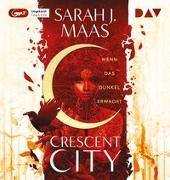 Cover-Bild zu Maas, Sarah J.: Crescent City - Teil 1: Wenn das Dunkel erwacht