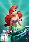 Cover-Bild zu Arielle - Die Meerjungfrau - Disney Classics 27 von Clements, Ron (Reg.)