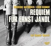 Cover-Bild zu Mayröcker, Friederike: Requiem für Ernst Jandl