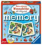 Cover-Bild zu Mitgutsch, Ali: Ravensburger 81297 - Meine schönsten Wimmelbilder memory® der Spieleklassiker für alle Wimmelbilder Fans, Merkspiel für 2-4 Spieler ab 2 Jahren