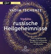 Cover-Bild zu Vadims russische Heilgeheimnisse von Tschenze, Vadim