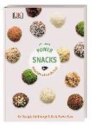 Cover-Bild zu Power Snacks von Green, Fern