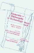 Cover-Bild zu Kapp, Ernst: Elements of a Philosophy of Technology