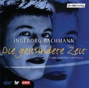 Cover-Bild zu Bachmann, Ingeborg: Die gestundete Zeit (Edition 1)