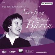 Cover-Bild zu Bachmann, Ingeborg: Anrufung des Großen Bären (Edition 2)