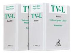 Cover-Bild zu Bepler, Klaus (Hrsg.): TV-L - TV-L