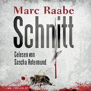 Cover-Bild zu Raabe, Marc: Schnitt (Audio Download)