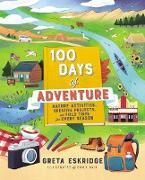 Cover-Bild zu 100 Days of Adventure (eBook) von Eskridge, Greta