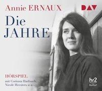 Cover-Bild zu Ernaux, Annie: Die Jahre