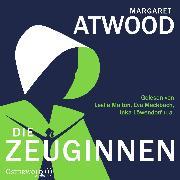 Cover-Bild zu Die Zeuginnen (Audio Download) von Atwood, Margaret