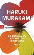 Cover-Bild zu Murakami, Haruki: Die Pilgerjahre des farblosen Herrn Tazaki