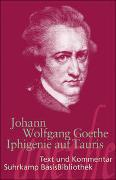 Cover-Bild zu Goethe, Johann Wolfgang: Iphigenie auf Tauris