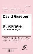 Cover-Bild zu Bürokratie (eBook) von Graeber, David