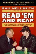 Cover-Bild zu Navarro, Joe: Phil Hellmuth Presents Read 'Em and Reap