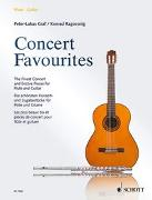 Cover-Bild zu Ragossnig, Konrad (Hrsg.): Concert Favourites