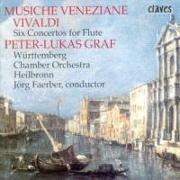 Cover-Bild zu Graf, Peter-Lukas (Komponist): 6 Flötenkonzerte