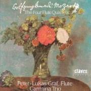 Cover-Bild zu Graf, Peter-Lukas (Komponist): Flötenquartette K 285