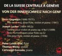 Cover-Bild zu Graf, Peter-Lukas: Von der Innerschweiz nach Genf