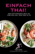 Cover-Bild zu Kime, Tom: Einfach thai!