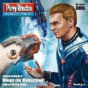 Cover-Bild zu Brandhorst, Andreas: Perry Rhodan 3005: Wiege der Menschheit (Audio Download)
