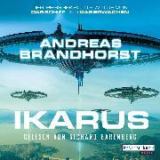 Cover-Bild zu Brandhorst, Andreas: Ikarus (Audio Download)