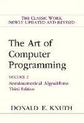 Cover-Bild zu Knuth, Donald E.: Art of Computer Programming, Volume 2