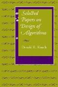 Cover-Bild zu Knuth, Donald E.: Selected Papers on Design of Algorithms