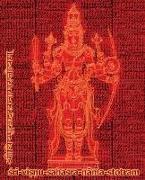 Cover-Bild zu Veda-Vyasa, Prehistoric Sage: Vishnu-Sahasra-Nama-Stotram Legacy Book - Endowment of Devotion: Embellish it with your Rama Namas & present it to someone you love