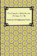 Cover-Bild zu Vyasa, Krishna-Dwaipayana: The Complete Mahabharata (Volume 1 of 4, Books 1 to 3)