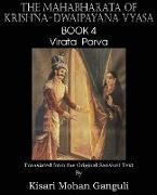 Cover-Bild zu Vyasa, Krishna-Dwaipayana: The Mahabharata of Krishna-Dwaipayana Vyasa Book 4 Virata Parva