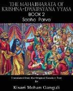 Cover-Bild zu Vyasa, Krishna-Dwaipayana: The Mahabharata of Krishna-Dwaipayana Vyasa Book 2 Sabha Parva