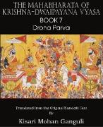 Cover-Bild zu Vyasa, Krishna-Dwaipayana: The Mahabharata of Krishna-Dwaipayana Vyasa Book 7 Drona Parva