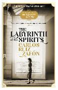 Cover-Bild zu Ruiz Zafón, Carlos: The Labyrinth of the Spirits