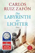 Cover-Bild zu Ruiz Zafón, Carlos: Das Labyrinth der Lichter
