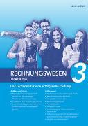 Cover-Bild zu Grünig, Heinz: Rechnungswesen 3 - Training