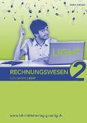 Cover-Bild zu Grünig, Heinz: Rechnungswesen 2 Erweiterte Grundlagen LIGHT Lösungen